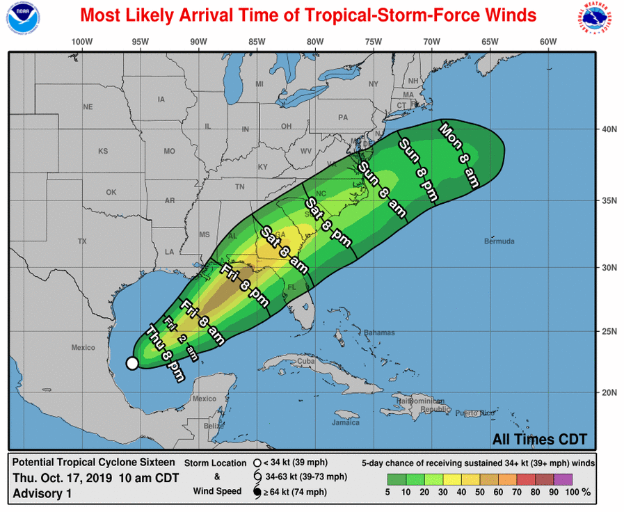 tropical storm 16, delmarva, delaware, sussex county, beach erosion
