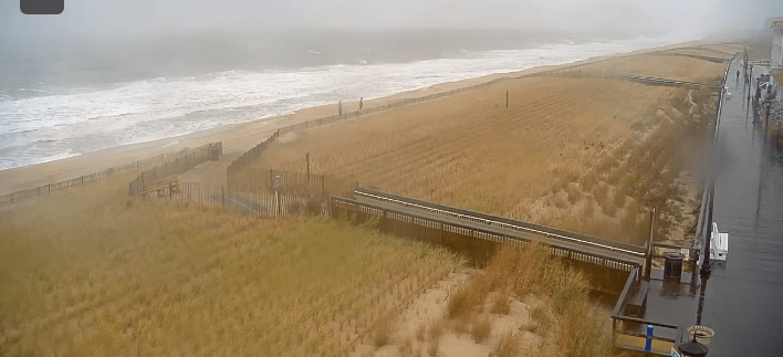 first noreaster 2019, delaware, sussex county, bethany beach