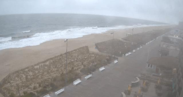 Rehoboth beach at 8:30 AM Thursday  Oct 3rd, 2019