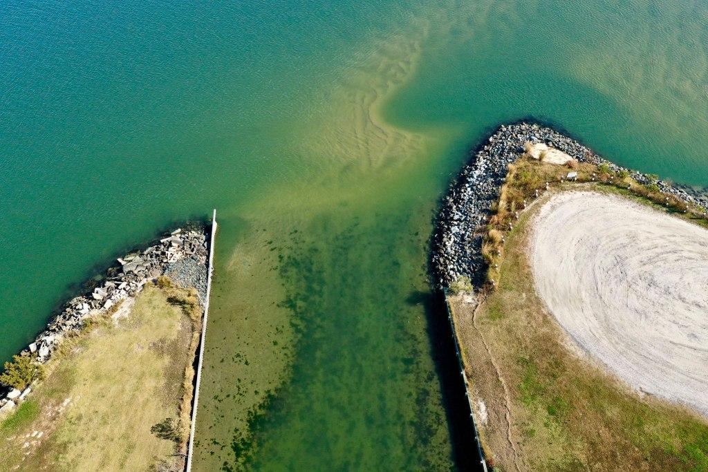 masseys ditch dredge project, sandbars, long neck, indian river bay, inland bay dredging, rehoboth band, masseys landing,