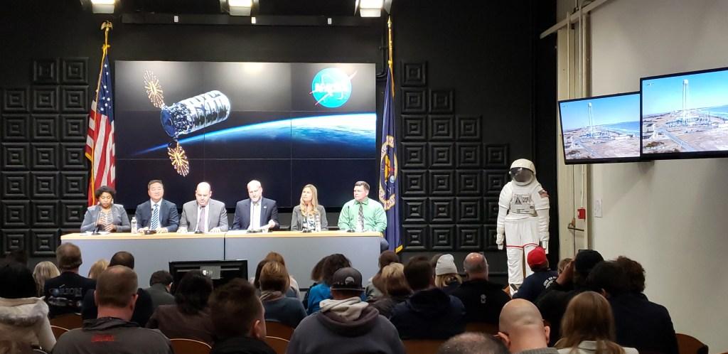 antares, cygnus, northrop grunman, wallops flight facility, nasa, rocket launch, media access, launch vehicle, press conference