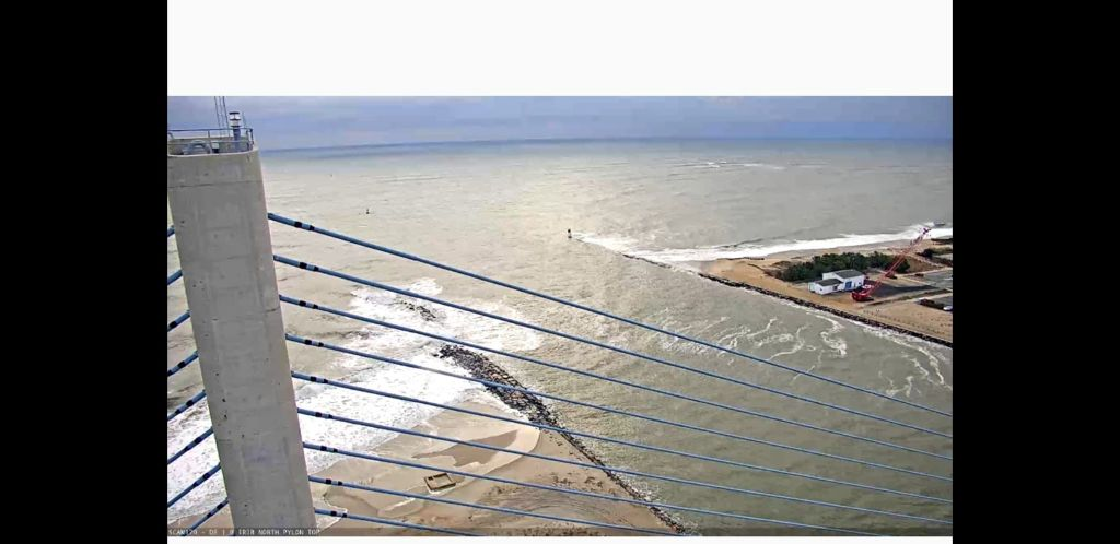 deldot traffic cam, web cam, indian river inlet, delaware surf fishing
