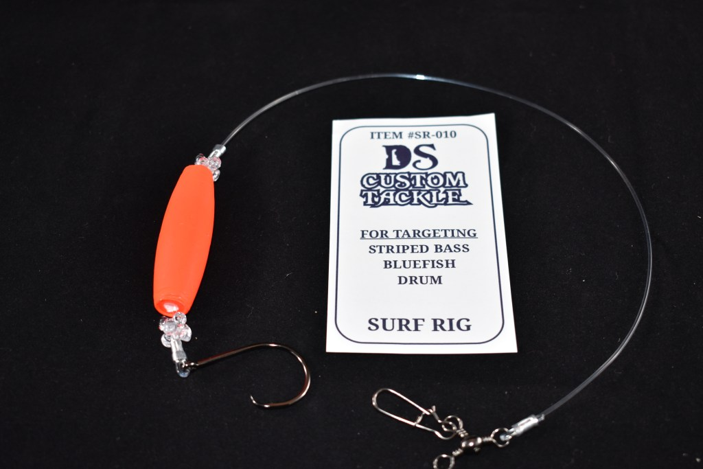 DS Custom Tackle Surf rig