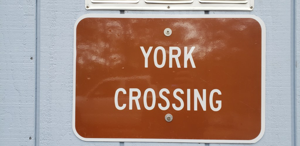 york crossing, south Bethany crossing