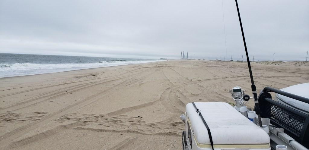 fiatful steward, savages dtich, delaware surf fishing, delaware seashore state park