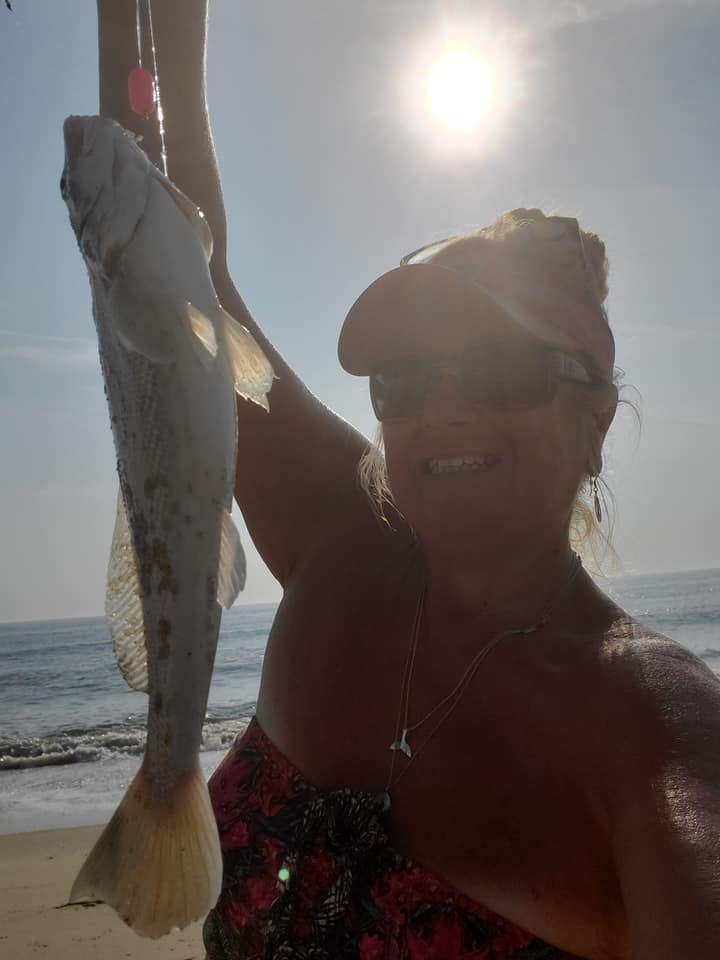 kingfish, ds custom tackle, delaware surf fishing