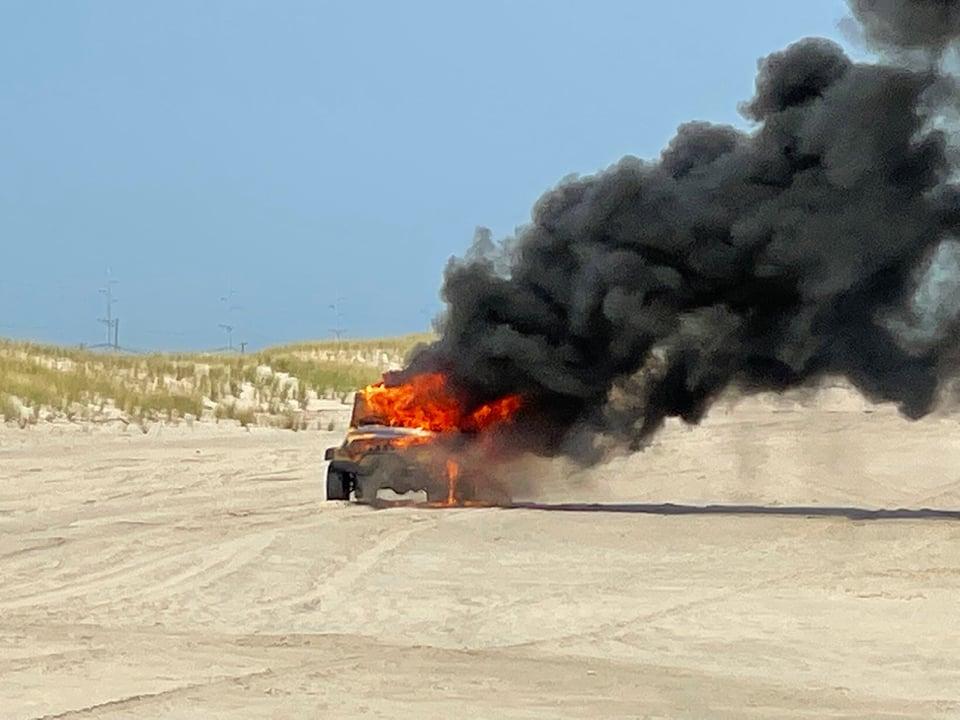 air down, jeep fire, air down dont be a clown, air down dummy, faithful steward, delaware seashore state park