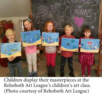 RAL Childrens Art Program