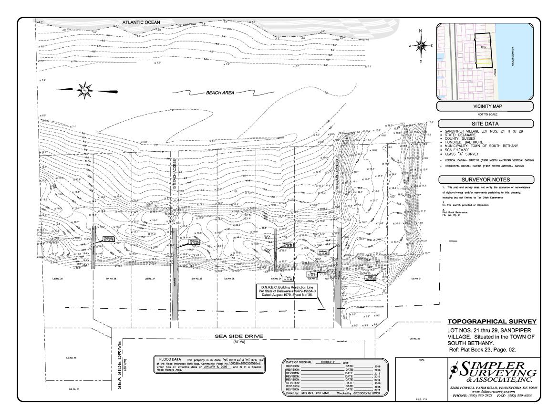 Topographic Survey