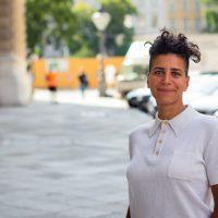 Die Nummer 5 in Wien: Faika El Nagashi