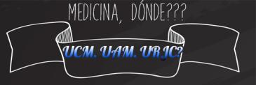 DEL CINE AL HOSPITAL ¿UCM vs UAM vs URJC? ¡Dios!