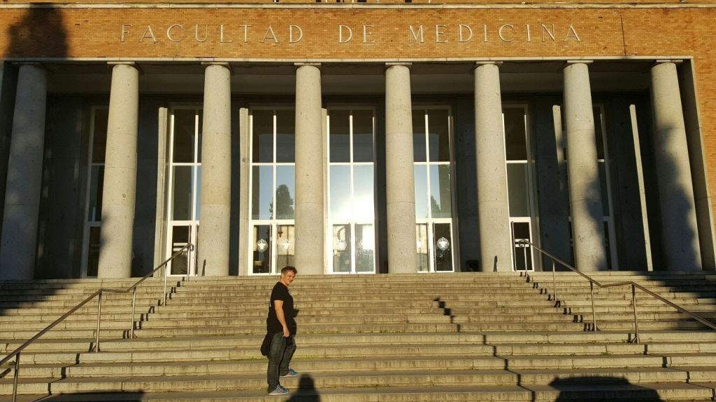 DEL CINE AL HOSPITAL Las notas en la Complutense. UCM Medicina, allá voy...