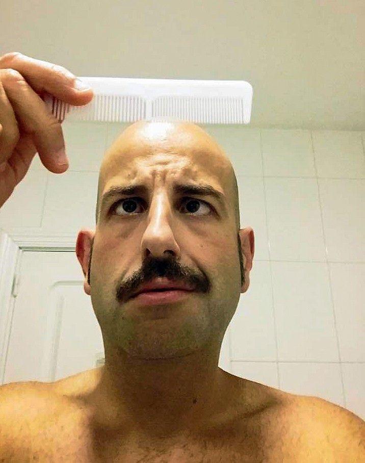DEL CINE AL HOSPITAL ¿De verdad hay algún medicamento contra la caída del pelo...?
