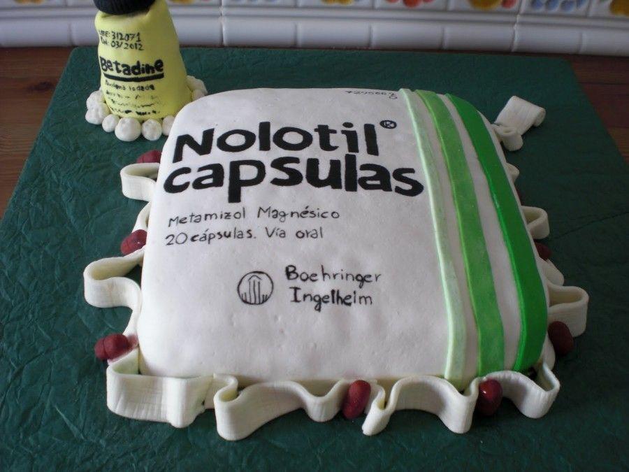 DEL CINE AL HOSPITAL ¿Ibuprofeno, Nolotil, Paracetamol, Enantyum? ¿Qué tomar si duele...?