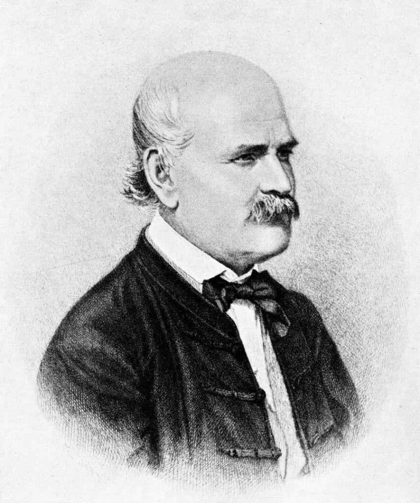 DEL CINE AL HOSPITAL ¿No te lavas las manos con frecuencia? Semmelweis te va a convencer.
