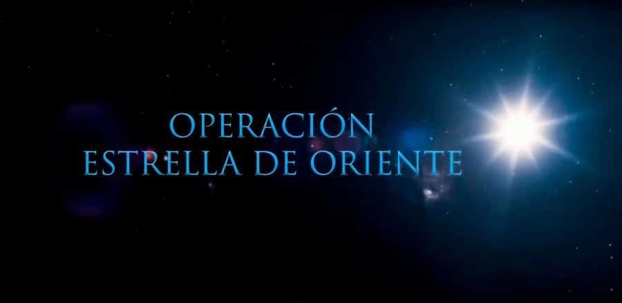 DEL CINE AL HOSPITAL OPERACIÓN ESTRELLA DE ORIENTE