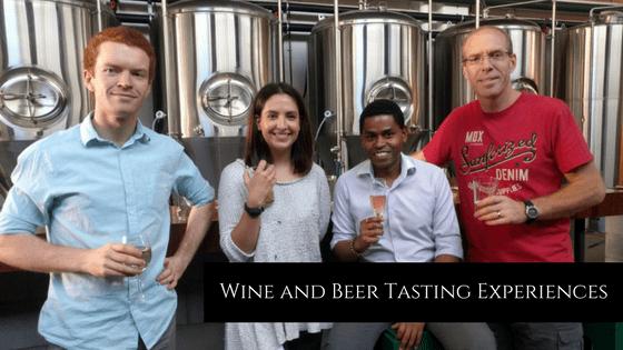 Brisbane Wine and Beer Tasting Tours