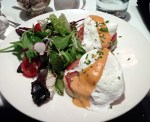 Brunch at MoRoCo Chocolat in Yorkville