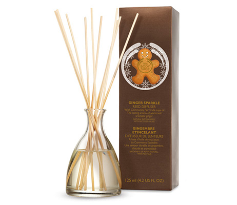 ginger-sparkle-reed-diffuser_z, Holiday Gifts 2013, Holiday Gift Guide 2013, Holiday 2013