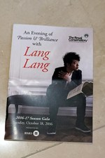 Royal Conservatory of Music Gala with Lang Lang