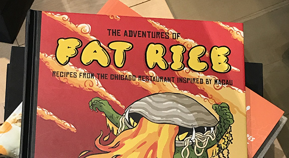 the adventures of fat rice recipes from the chicago restaurant inspired by macau