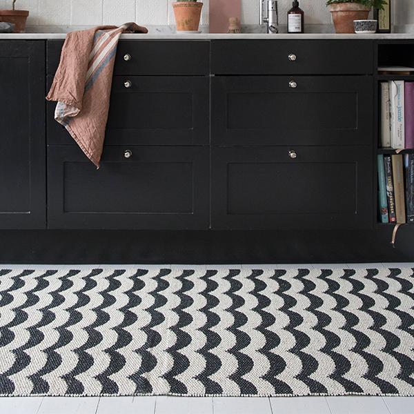 alfombra de plástico ocean color gris beluga