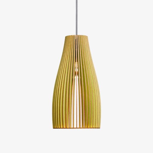 Lámpara Ena de Iumi verde