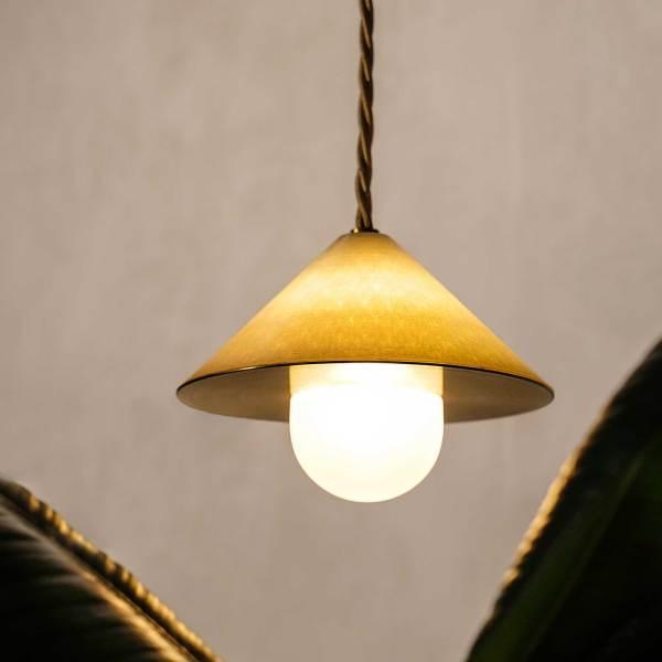 lámpara de suspensión Alba de Contain Mallorca