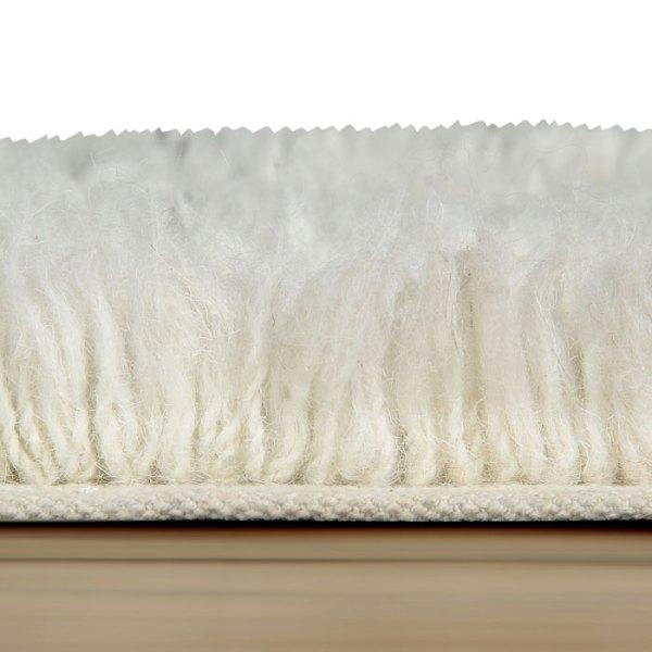 detalle Alfombra de lana lavable Woolable Berber de Lorena Canals