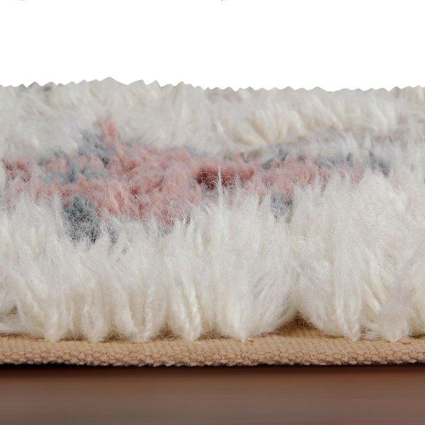 alfombra de lana lavable de lorena canals