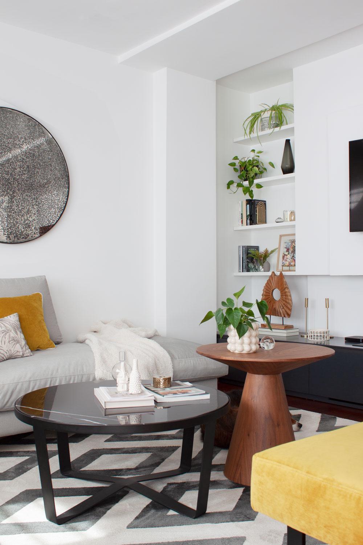 mueble a medida en un proyecto de Deleite Design