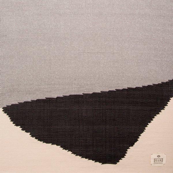 detalle Tapiz Genio de Rug by Gur por Tomomi Maezawa