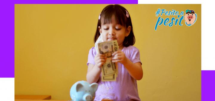 Cómo empezar la educación financiera en los niños