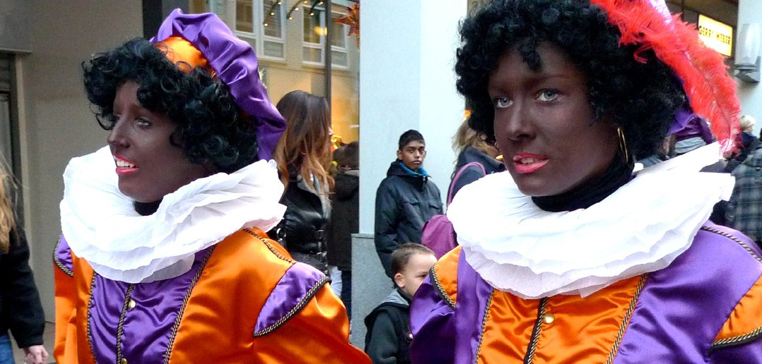 Bang voor Zwarte Piet?