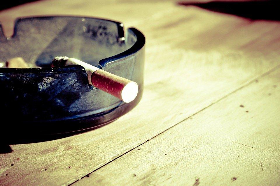 Onze  kinderen hebben astma want oma rookt