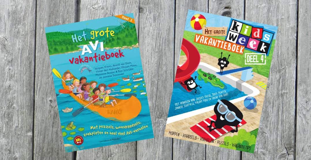 vakantie boek