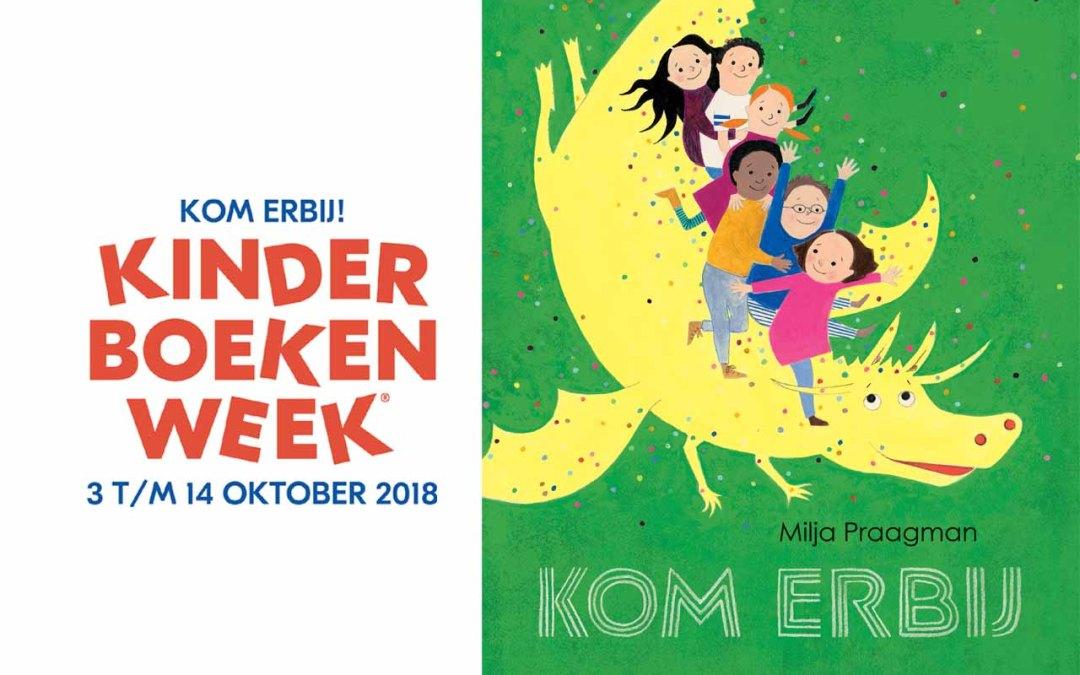 Kinderboekenweek 2018 | Kom erbij!
