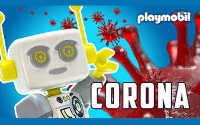 Playmobil maakt filmpje dat Corona uitlegt aan kinderen