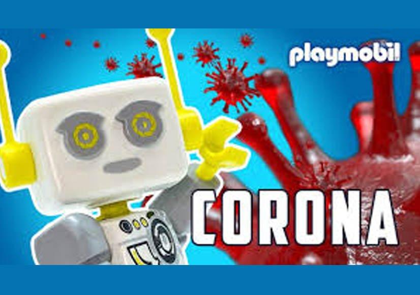 playmobil corona