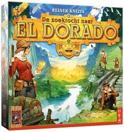 Zoektocht Naar El Dorado