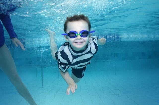 Zwemles voor een hooggevoelig kind, best een ding!