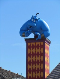 Aladin en de wonderlamp