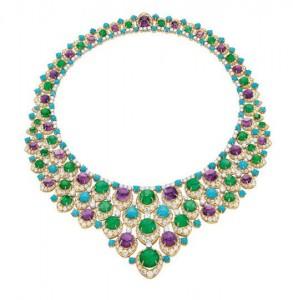 Bib-necklace-1965-Gold-with-emeralds-amethysts-turquoise-and-diamonds.-Courtesy-of-de-Young-Museum