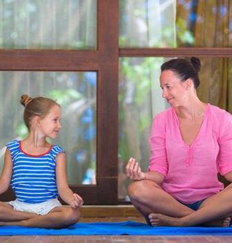 Meditaties voor ouder en kind samen