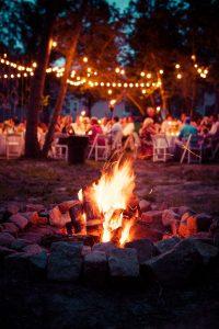 bonfire party ideas