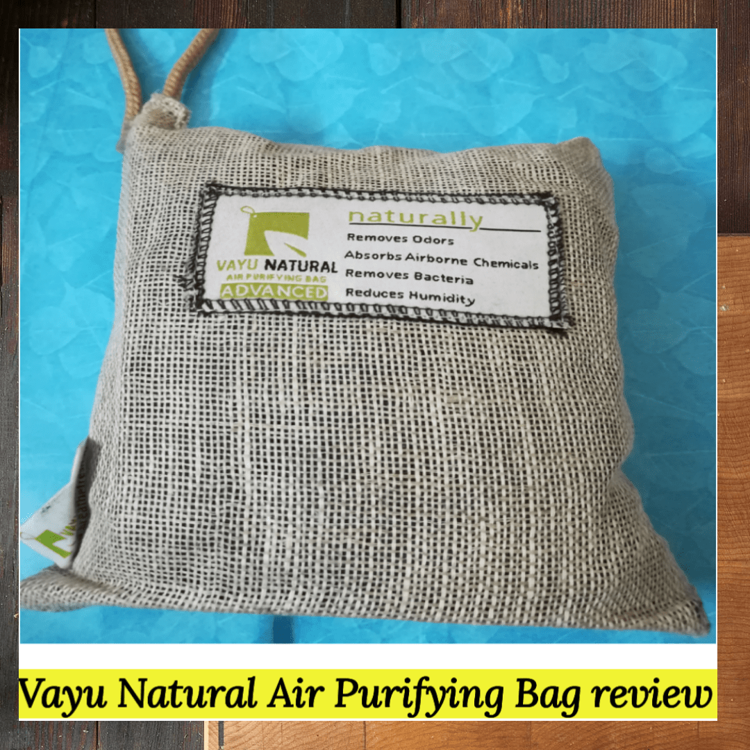 indoor pollution,how to get rid from indoor pollution,vayu bag,vayu bag review