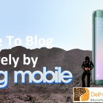 Be Free To Blog Creatively by Going Mobile