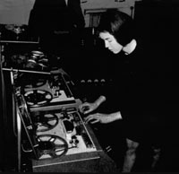 Delia Derbyshire 1937-2001