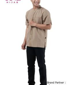 Baju Sarimbit Terbaru Lebaran 2020 – Baju Koko Elzatta Sarimbit Mediana Men