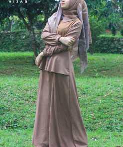 Baju Gamis Casual – Jameela Dress – Delia Hijab